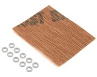 Xray XB2 3x4.7x1.0mm Aluminum Shim (10) (XRAY Dirt)
