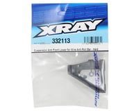 Image 2 for XRAY Composite Suspension Front Lower Arm (Hard) (Wire Roll Bar)