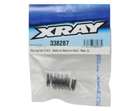 Image 2 for XRAY Rear Shock Spring Set D=1.8 (30lb - Medium/Medium Hard) (2)
