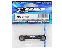 Image 2 for XRAY Aluminum Front/Front Lower Suspension Holder