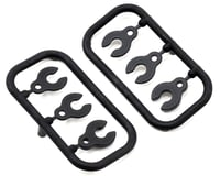Image 1 for XRAY XB8 Caster Clip Set (2)