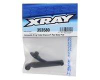 Image 2 for XRAY Composite Wing Holder Brace w/Rear Body Post