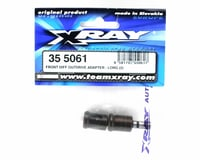 Image 2 for XRAY Front/Rear Differential Outdrive Adapter Hudy Spring Steel (Long) (2)
