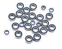 XRAY XB8 2017 Ball-Bearing Set - Rubber Covered For (24)