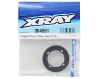 Image 2 for XRAY 48P Composite Center Gear Differential Spur Gear (81T)