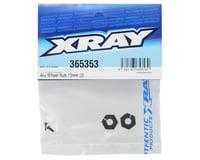 Image 2 for XRAY 12mm Aluminum Wheel Hex (2)