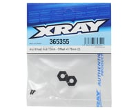 Image 2 for XRAY 12mm Aluminum Wheel Hex (2) (+0.75mm Offset)