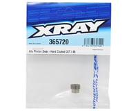 Image 2 for XRAY Aluminum 48P Hard Coated Pinion Gear (3.17mm Bore) (20T)