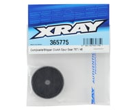 Image 2 for XRAY 48P Composite Slipper Clutch Spur Gear (75T)