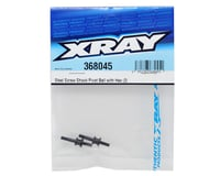 Image 2 for XRAY Steel Screw Shock Pivot Ball w/Hex (2)
