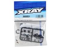 Image 2 for XRAY Aluminum Shock Cap Set w/Vent Hole (2)