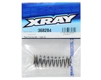 XRAY Rear Shock Spring Set (C=0.35/1-Dot) (2)