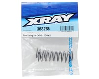 Image 2 for XRAY Rear Shock Spring Set (C=0.40/2 Dots) (2)