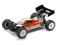 XRAY XB4 2021 Dirt Gamma 4D 1/10 4WD Off-Road Buggy Body (XB4D 2021)