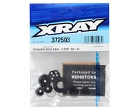 Image 2 for XRAY X-Stiff Composite Servo Saver Set