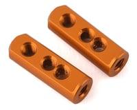 XRAY X12 2020 Aluminum Servo Mount (Orange) (2) | relatedproducts