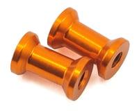 XRAY X1 10.8mm Aluminum Mount (Orange) (2)