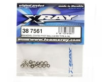 Image 2 for XRAY Nickel Coated 5.8mm Pivot Ball (M18 - Type A) (16)