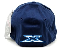 Image 2 for XRAY Flexfit Cap (Blue) (Blue) (S/M)