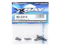 Image 2 for XRAY 3x14mm Button Head Hex Screw (10)