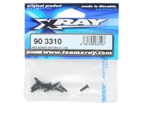 Image 2 for XRAY 3x10mm Flat Head Hex Screw (10)