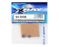 Image 2 for XRAY 5x8x2.5mm High Speed Rubber Sealed Ball Bearing (2)