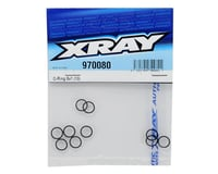 Image 2 for XRAY 8x1mm Lower Shock Cap O-Ring (10)
