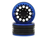 Xtra Speed Aluminum 1.9 Iron Clock Mass Beadlock Wheel (Blue) (2) | alsopurchased
