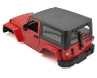 Image 4 for Xtra Speed 1/10 Plastic Hardtop Scale Crawler Hard Body (Red) (275mm)