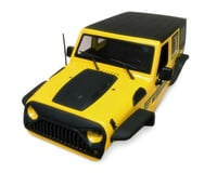 Xtra Speed Jeep Wrangler Hard Plastic Body Kit (Yellow) (313mm) | relatedproducts