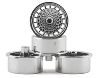 Xotik XC324 Dish Wheel Set (Chrome)