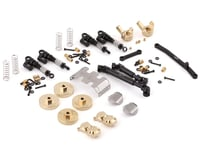 Yeah Racing Axial SCX24 C10/Jeep Metal Upgrade Parts Set (133.7mm Wheelbase)