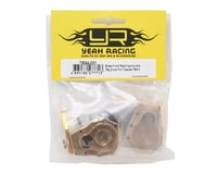 Image 2 for Yeah Racing Traxxas TRX-4 Brass Front Steering Knuckle (2)