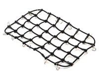 Image 1 for Yeah Racing Traxxas TRX-4 1/10 Scale Accessory Luggage Net (Black) (250x150mm)