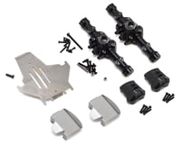 Yeah Racing Traxxas TRX-4 Full Metal Front & Rear Axle Housing Set | alsopurchased