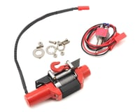 Yeah Racing 1/10 Scale Crawler Aluminum Winch (Red) (Type C)