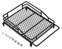 Yeah Racing 1/10 Crawler Scale Metal Mesh Roof Rack Luggage Tray (14x10x3.5cm) (RC4WD Trail Finder 2)
