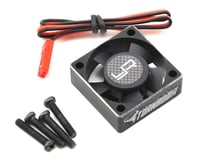 "Yeah Racing 30x30x10mm Aluminum ""Tornado Plus"" High Speed Cooling Fan (Team Associated RC10 B74)"