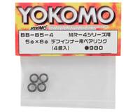 Image 2 for Yokomo 5x8x2.5mm Ball Bearing (4)