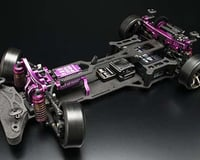 Yokomo YD-2RX Limited Edition 1/10 2WD RWD Competition Drift Car Kit (Purple)