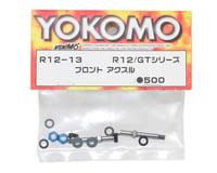 Image 2 for Yokomo Front Axle Set