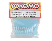 Image 2 for Yokomo Pro Shock Spring (Long Type - Black)
