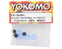Image 2 for Yokomo Silicon Hard Type Diaphragm Set (4)
