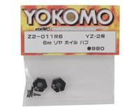 Image 2 for Yokomo 6mm Rear Wheel Hub (2)