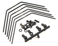 "Yokomo YZ-4 YZ-2/YZ-4 Rear ""Hard"" Sway Bar Set"