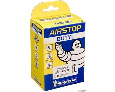 """Michelin AirComp MTB Tube 26x2.1-2.5/"""" 40mm Presta Valve"""