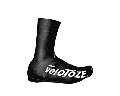 S-BLK-001-P VeloToze Short Shoe Cover Black