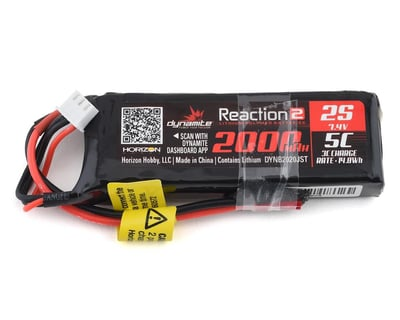 Dynamite Speedpack 2400mAh Ni-MH 6-Cell Flat Battery with EC3 Connector Horizon Hobby US DYN1060EC