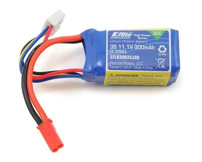 E-flite 1S High-Current Ultra Micro Battery Adapter Lead Horizon Hobby EFLA7002UM