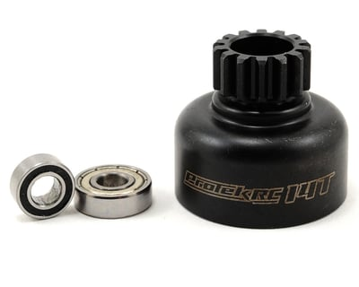 Team Losi CAR 1//8 Scale Buggy W// Clutch Bell 1//8 Scale Bearings